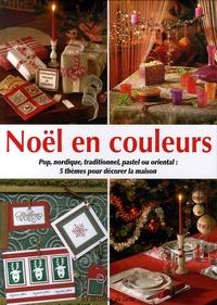 Noël en couleurs - Pop, nordique, traditionnel, pastel ou oriental : 5 thèmes pour décorer la maison.pdf