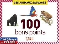 Céline Potard et André Boos - Les animaux sauvages - 100 bons points.