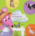 Céline Potard et  Collectif - Ma 1re imagerie - Des animaux.