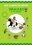 Céline Potard - Yakari et les saisons - Avec 55 stickers.