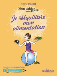Celine Provost - Je réequilibre mon alimentation.
