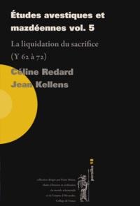 Etudes avestiques et mazdéennes - Volume 5, La liquidation du sacrifice (Y 62 à 72).pdf