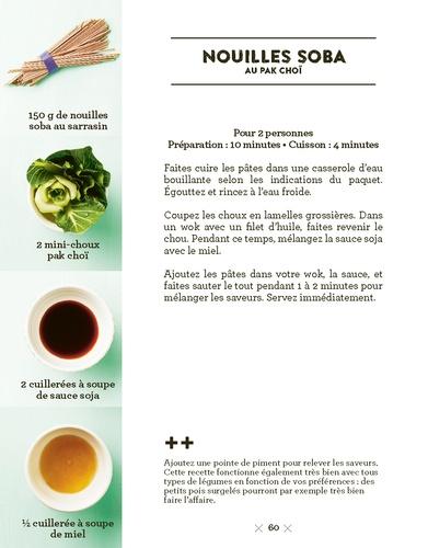 Végétarien en 4 ingrédients
