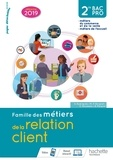 Céline Rousseau et Béatrice Maigret - Bac Pro 2de - Famille des métiers de la relation client (MRC).