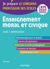 Céline Sala - Enseignement moral et civique - Oral, admission - CRPE 2020-2021.