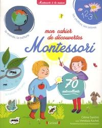 Alixetmika.fr Mon cahier de découvertes Montessori Image