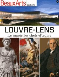 Céline Saraiva et Florelle Guillaume - Louvre-Lens - Le musée, les chefs-d'oeuvre.