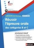 Céline Tatat - Concours territoriaux - Réussir l'épreuve orale des catégories B et C.