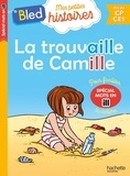 Céline Théraulaz et Dominique Costes - La trouvaille de Camille - Spécial mots en ill.