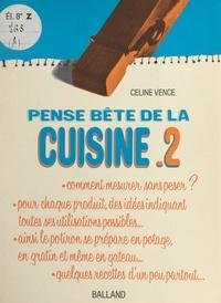Céline Vence et François Brunet - La cuisine (2).