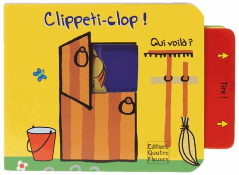 Céline Vielfaure et Ana Martín-Larrañaga - Clippeti-clop !.