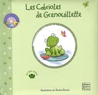 Céline Vielfaure et Rachel Baines - Les Cabrioles de Grenouillette.