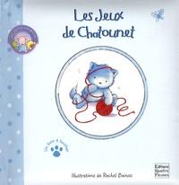 Céline Vielfaure et Rachel Baines - Les Jeux de Chatounet.