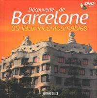 Céline Willefrand - Découverte de Barcelone. 1 DVD