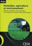 Cemagref - Pesticides, agriculture et environnement - Réduire l'utilisation des pesticides et en limiter les impacts environnementaux.
