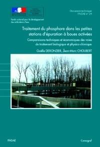Deedr.fr Traitement du phosphore dans les petites stations d'épuration à boues activées Image