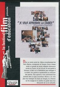 Daniel Bouy - Je veux apprendre la France. 1 DVD