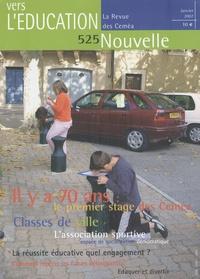 Bertrand Chavaroche - Vers l'éducation nouvelle, la revue des CEMEA N° 525, janvier 2007 : .