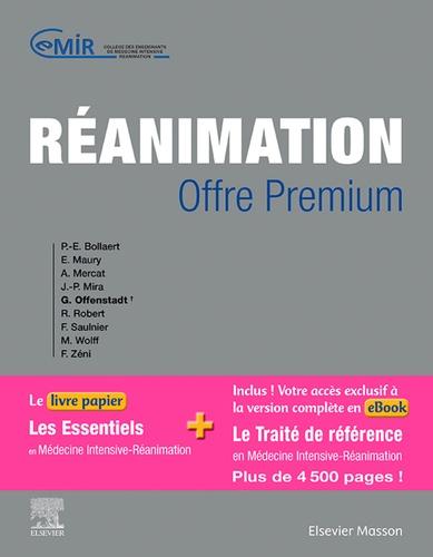 CEMIR et Georges Offenstadt - Réanimation - Les essentiels en médecine intensive-réanimation, offre premium.