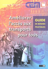 Deedr.fr Améliorer l'accès aux transports pour tous - Guide de bonnes pratiques Image