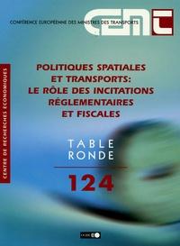 Histoiresdenlire.be Politiques spatiales et transports : le rôle des incitations réglementaires et fiscales Image