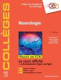CEN et Alain Créange - Neurologie.