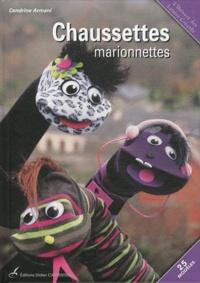 Cendrine Armani - Chaussettes marionnettes.