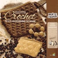 Cendrine Armani - Crochet petits accessoires de mode.