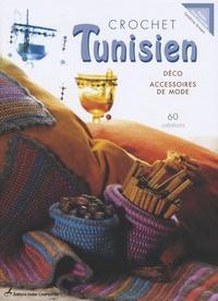 Cendrine Armani - Crochet tunisien - Déco et accessoires de mode, 60 créations.