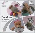 Cendrine Armani - Doudous en famille au crochet - 24 modèles.