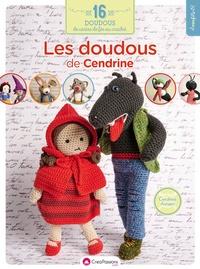 Histoiresdenlire.be Les doudous de Cendrine au crochet - Il était une fois 16 amigurimi au crochet... Image