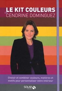 Deedr.fr Le kit couleurs de Cendrine Dominguez - Choisir et combiner couleurs, matières et motifs pour personnaliser votre intérieur Image