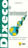 CENECO - Dixeco de l'environnement.