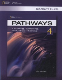 Cengage Learning - Pathways 4 Teacher's Guide.