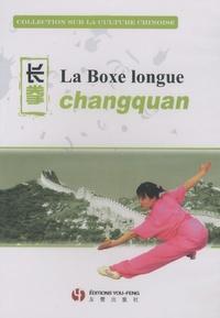 Lian Lian - La boxe longue, changquan - DVD.