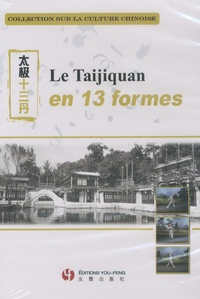Dianzhen Wang - Le taijiquan en 13 formes - DVD.