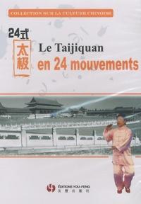Zhihong Zhang - Le Taijiquan en 24 mouvements - DVD.