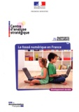 Centre d'analyse stratégique - Le fossé numérique en France.