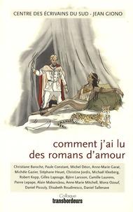 Deedr.fr Comment j'ai lu des romans d'amour Image