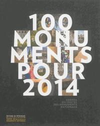 Centre des Monuments Nationaux - 100 monuments pour 2014 - Agenda du Centre des monuments nationaux.