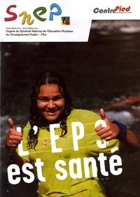 Alain Becker - Contre Pied Hors-série N° 16, se : L'EPS est santé.