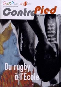 Alain Becker - Contre Pied Hors-série N° 2, Jan : Du rugby à l'école.