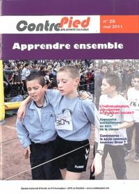 Alain Becker - Contre Pied N° 28, Mai 2011 : Apprendre ensmble.