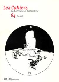 LES CAHIERS DU MUSEE NATIONAL DART MODERNE N° 64 ETE 1998.pdf