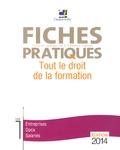 Centre INFFO - Les fiches pratiques de la formation continue - Tout le droit de la formation, 2 volumes.