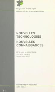 Centre Jacques Cartier Entreti et Jean-Marie Albertini - Nouvelles technologies, nouvelles connaissances.