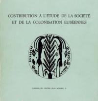 Centre Jean Bérard - Contribution à l'étude de la société et de la colonisation eubéennes.