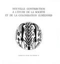 Centre Jean Bérard - Nouvelle contribution à l'étude de la société et de la colonisation eubéennes.