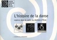 Lhistoire de la danse. - Repères dans le cadre du diplôme dEtat.pdf