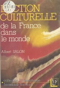 Centre National des Lettres et Albert Salon - L'action culturelle de la France dans le monde.